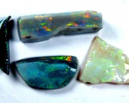BLACK OPAL ROUGH 21 CTS  DT-3389
