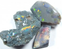 BLACK OPAL ROUGH 21CTS  DT-3392