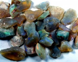 BLACK OPAL ROUGH 100 CTS  DT-3417