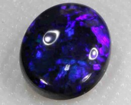 FREE SHIPPING 1.65 cts BLACK OPAL FROM LR