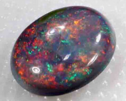 1.0 cts BLACK OPAL FROM LR - 1.0 CTS