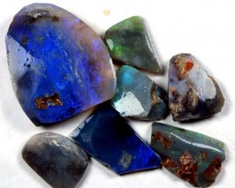 BLACK OPAL ROUGH  44 CTS  DT-3426