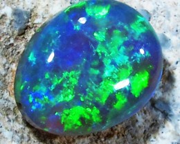 LIGHTNING RIDGE CRYSTAL OPAL 3.50CTS [XR10]