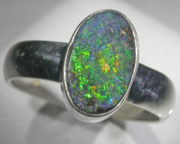 7 RING SIZE SOLID OPAL FACTORY DIRECT [SOJ4601]