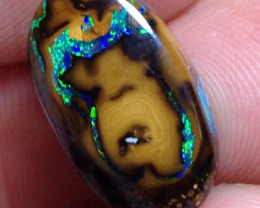 BARGAIN BUY IT NOW Boulder Opal Picture Stone AA882 8.5cts