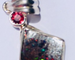 NEW GEMSTONE PENDANT CREATION .ONE OFF L1867