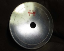 6 INCH SAW BLADE  0.30  THICKNESS THREE IN THIS WIN