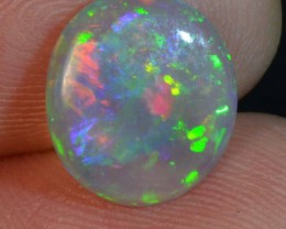 3.3 CTS SOLID CRYSTAL OPAL CUT STONE L.RIDGE BK-138