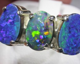 RING SIZE 9 SOLID OPAL FACTORY DIRECT [SOJ4720]sh