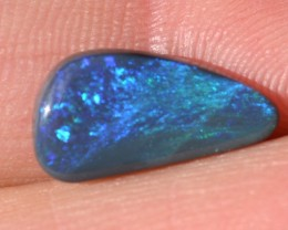 2.11 Carat Nice Lightning Ridge Black Opal