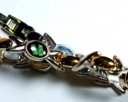 OPAL INLAY BRACELET 110 CTS OF-758