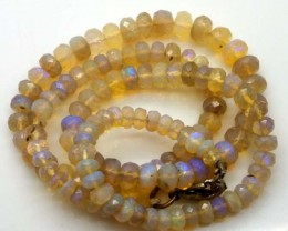 CRYSTAL OPAL BEADS  75 CTS  TBO-2885