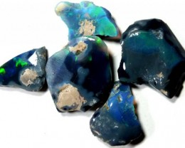 BLACK OP OPAL ROUGH  35  CTS  DT-3534