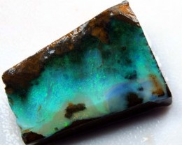 BOULDER OPAL ROUGH 72.65  CTS DT-3542