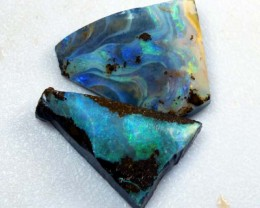 BOULDER OPAL ROUGH 29.50  CTS DT-3549