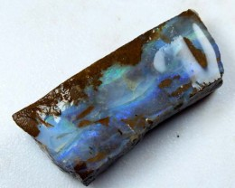 BOULDER OPAL ROUGH  110 CTS DT-3558