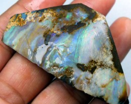 BOULDER OPAL ROUGH 212.70  CTS DT-3559