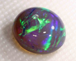 3.65 ct BLACK OPAL FROM LR