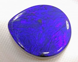 26.80 CT BIG BLACK OPAL FROM LR - EXCELLENT