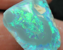 32.00 CTS BLACK OPAL ROUGH/ RUB FOR CUTTING ELECTRIC