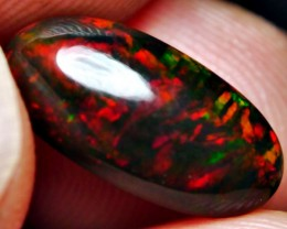 RED FLASH PATCHWORK SMOKED WELO OPAL 2.30 CRT