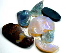 ASSORTED OPAL ROUGH (OFFCUTS) 24 CTS DT-3580