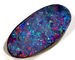 DOUBLET OPAL  2  CTS LO-1401