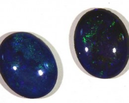 TRIPLET OPAL  PAIRS  3  CTS LO-1403