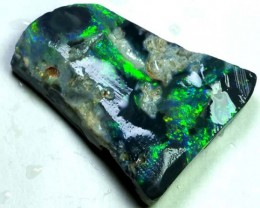 BLACK OPAL ROUGH PARCEL  420 CTS  DT-3603
