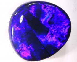 BLACK OPAL CUT STONE L.RIDGE 7.56CTS TBO-3168