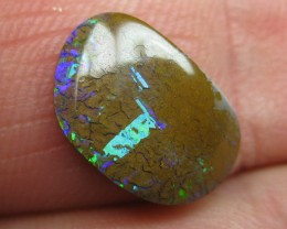 C/O 4cts,UNUSUAL BOULDER MATRIX OPAL.