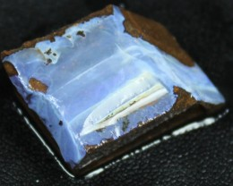 40.15 CTS  BOULDER OPAL RUB PRE SHAPED FOR EASY CUTTING