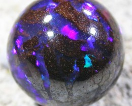 3.4 CTS BOULDER BEADS DRILLED[SO4091q]