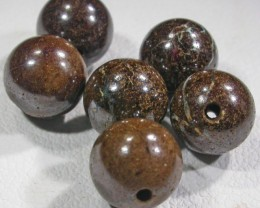 16.3  CTS BOULDER BEADS DRILLED[SO4100]