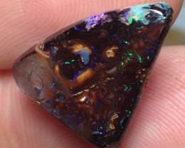 BARGAIN BUY IT NOW Boulder Opal Picture Stone AB82 12.5cts