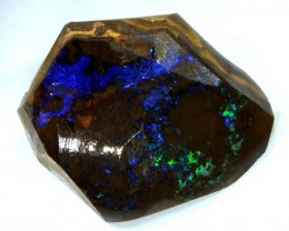 BOULDER OPAL ROUGH  23.9 CTS DT-3711
