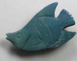 OPAL FISH  ....  3.60 CARATS. R757