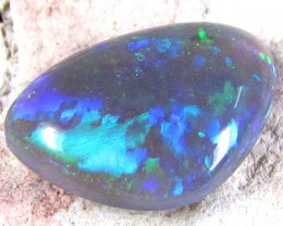 VIDEO BEAUTIFUL COLOUR FIRE CRYSTAL OPAL 5.60 CARATS K1110