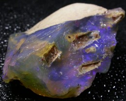38.2 CTS  OPALIZED WOOD FOSSIL SPECIMENS [BR3298]