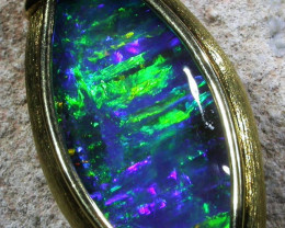 PENDANT FROM QUILPIE OPAL COLLECTION[SOJ4766]