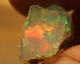 7.5ct Beautiful Welo Ethiopia Opal Rough Specimen
