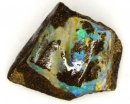 BOULDER OPAL ROUGH 30  CTS DT-3755