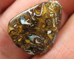 C/O 8.5cts,PATTERN NATURAL BOULDER MATRIX OPAL.