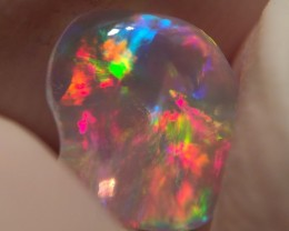1.46ct - Brilliant Mexican Crystal Opal