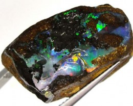BOULDER OPAL ROUGH 27  CTS DT-3800