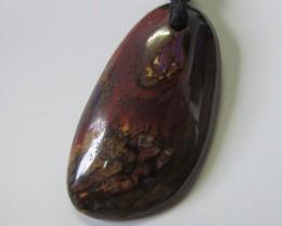 CTS  Boulder Opal Pendant OMR 293