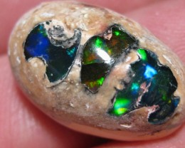 OpalWeb - Gemmy Mexican Doublet Opal - 14.40Cts.