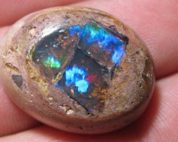 OpalWeb - Gemmy Mexican Doublet Opal - 26.25Cts.