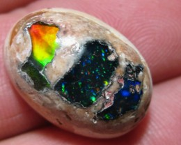 Mexican Opal Doublet Inlay Stones