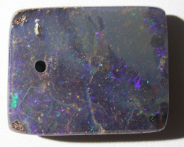 49.3CTS YOWAH STONE-WELL POLISHED  [SO4397]